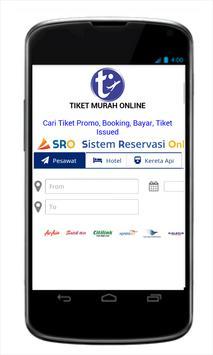 Tiket Murah Online poster
