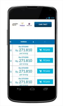 Tiket Murah Online screenshot 1