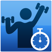 Weight Timer & Trainer Free icon