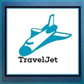 TravelJet - Flight ticket app icon