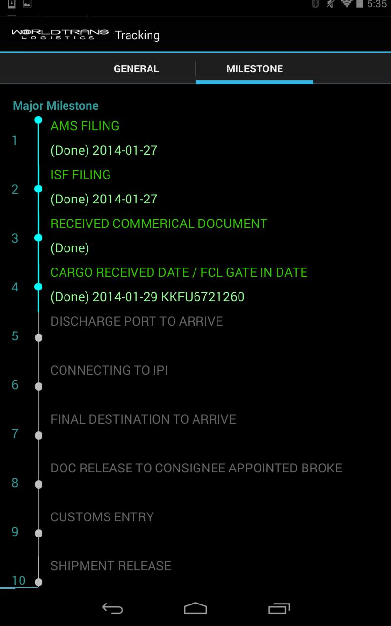 Tracking for Android - APK Download
