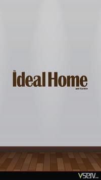The Ideal Home and Garden poster