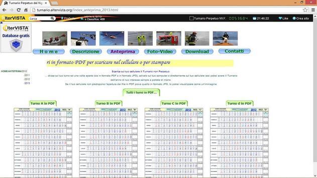 turnario vv.f. apk screenshot