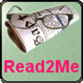 Read To Me icon