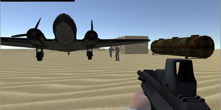 Desert Jackal apk screenshot