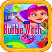 Guide Bubble Witch3 saga icon