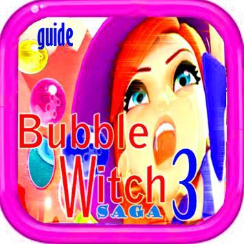 Guide Bubble Witch3 saga apk screenshot