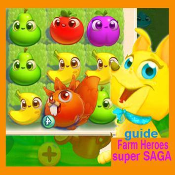 Guide Farm super heroes apk screenshot