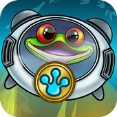 Kori the Frog - Free Ring Toss Game for Kids icon