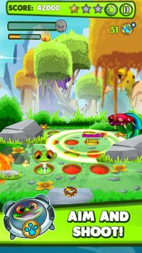 Kori the Frog - Free Ring Toss Game for Kids screenshot 12