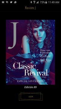 Revista J by Jockey Plaza screenshot 12