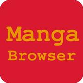 Manga Browser - Manga Reader 图标