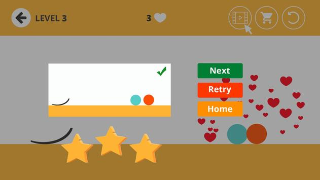 Brain Dots Physics screenshot 2
