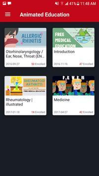 Free Animated Education apk screenshot