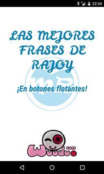 Frases Rajoy Botones Flotantes poster