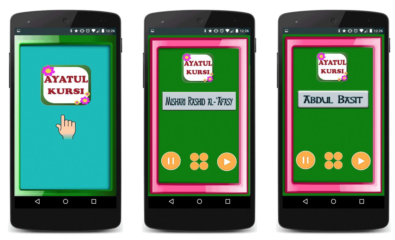 Ayat Kursi MP3 For Android