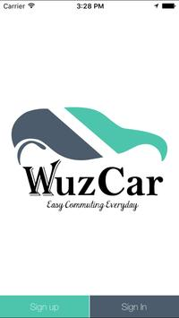 WuzCar poster