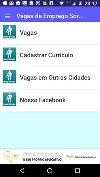 Vagas de emprego em Campinas apk screenshot