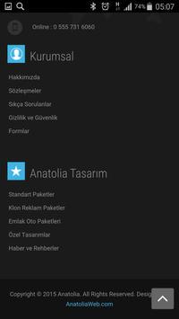 Anatolia Internet Web Tasarım apk screenshot