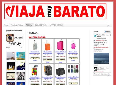 viajamuybarato apk screenshot