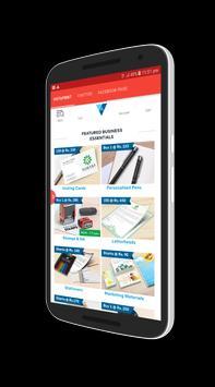 vistaprint screenshot 3