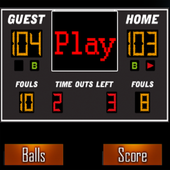 3d Basket Ball Mania icon