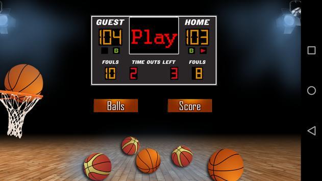 Basketball3D poster