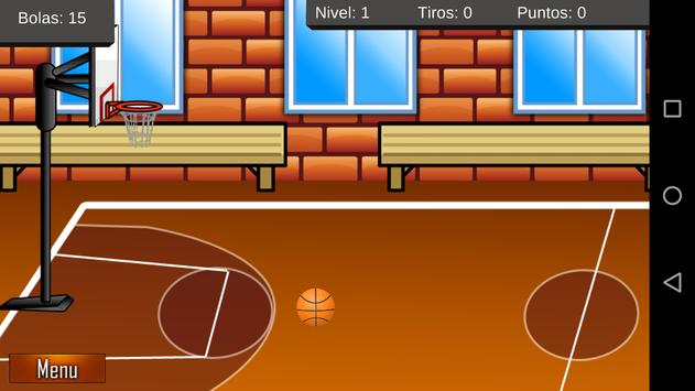 Basketball3D apk screenshot