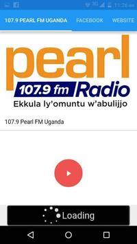 Pearl FM Uganda screenshot 1