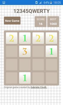 12345QWERTY screenshot 1