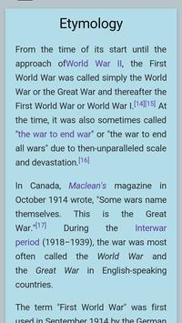 World War I screenshot 3