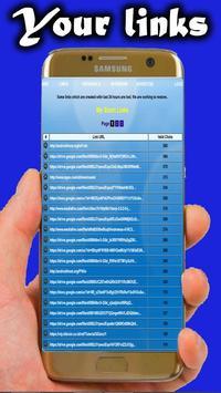 1ink cc - Url Shortlinks Earn Bitcoin screenshot 1