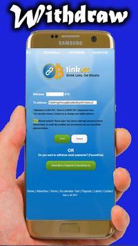 1ink cc - Url Shortlinks Earn Bitcoin screenshot 2