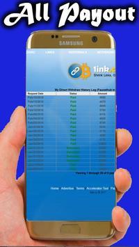 1ink cc - Url Shortlinks Earn Bitcoin screenshot 3
