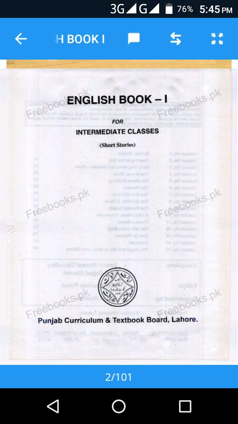 1st Year English Books for Android - APK Download