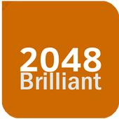 2048 Brilliant icon