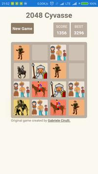 2048 Cyvasse apk screenshot
