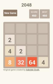 2048 games screenshot 1