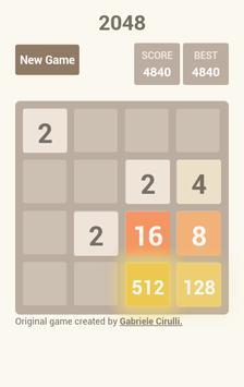 2048 games screenshot 3
