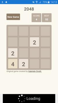 2048 Drenyth apk screenshot