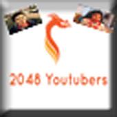 2048 YOUTUBERS icon