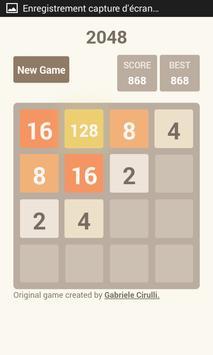 2048 challenge screenshot 7