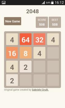 2048 challenge screenshot 3
