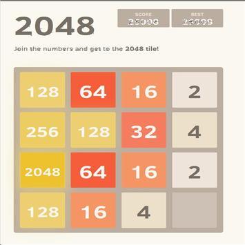 2048 latestone apk screenshot