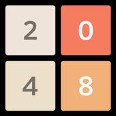 2048 super game icon