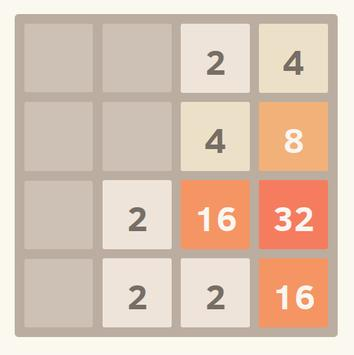 2048 super game apk screenshot