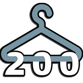 200 Dry Cleaners and Laundry icon