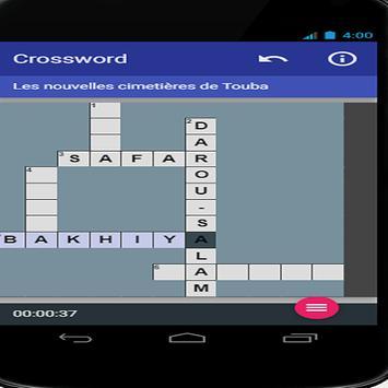 221Crossword screenshot 2