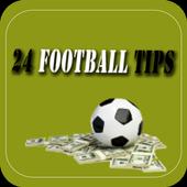 Football tips and picks icon