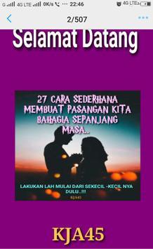 27 Cara Membuat Pasangan Bahagia Sepanjang Waktu poster